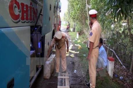 """Sự thật về lô """"vũ khí quân dụng"""" bị bắt trên xe khách tại Quảng Nam"""