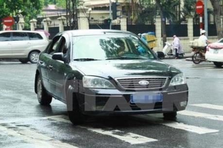 Hà Nội và Quảng Nam đề nghị tăng hạn mức sử dụng xe công