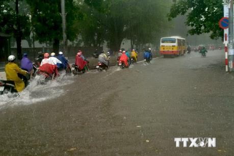 Dự báo thời tiết 2 ngày tới: Bắc Bộ tiếp tục có mưa to