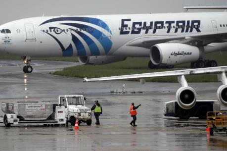 Vụ rơi máy bay MS804: Toàn bộ thi thể nạn nhân được tìm thấy