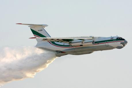 Nga xác nhận cả 10 người trên chiếc Il-76 đã thiệt mạng