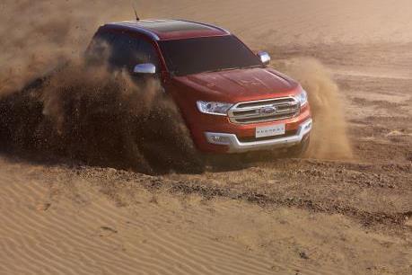 Ford Việt Nam điều chỉnh giá bán xe theo Luật Thuế Tiêu thụ đặc biệt