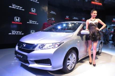 Honda Việt Nam ưu đãi lớn cho khách hàng mua xe City