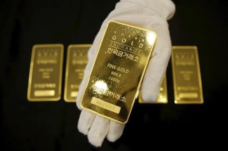 Giá vàng châu Á ngày 4/7 gần mức cao nhất của 2 năm qua