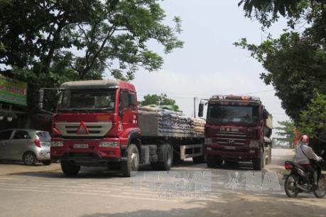 Gần 25.000 xe vi phạm về tải trọng trong 6 tháng đầu năm