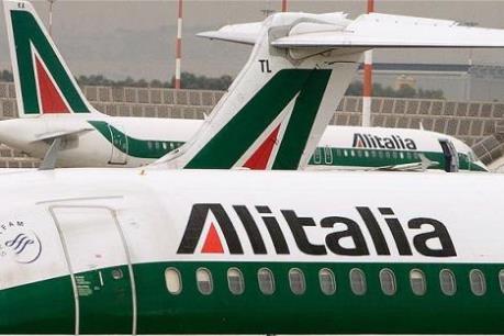 Hàng không Alitalia hủy hàng trăm chuyến bay do công nhân đình công