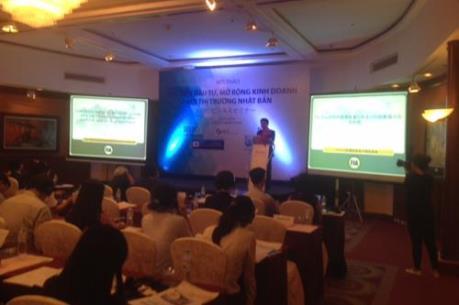 Doanh nghiệp Việt Nam mở rộng đầu tư sang Nhật Bản