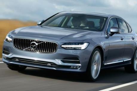 Doanh số bán xe của Volvo tăng hơn 10% trong nửa đầu 2016