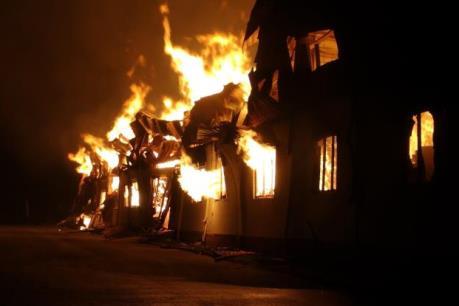 Bình Phước: Cháy kinh hoàng ở khu Công nghiệp Minh Hưng – Hàn Quốc 2