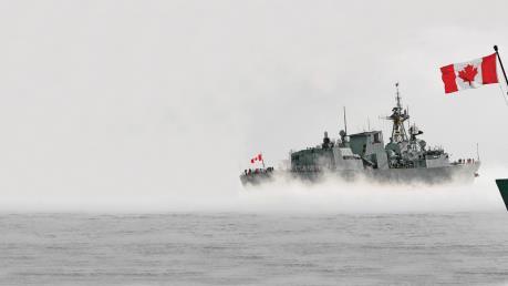 Canada đứng gần cuối bảng về chi tiêu quốc phòng trong NATO