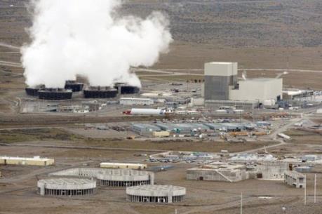 Bỉ và Luxembourg lưu giữ chất thải phóng xạ hiếm