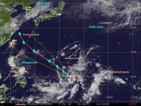 Đài Loan: Hàng nghìn người sơ tán khẩn cấp tránh bão lớn