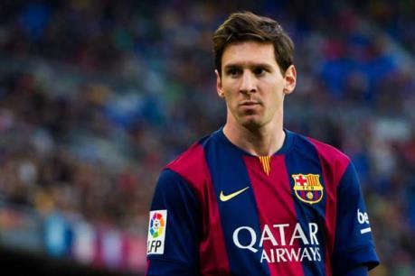 Lionel Messi bị kết án vì trốn thuế