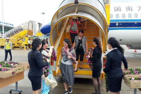 Thêm đường bay quốc tế Quảng Châu (Trung Quốc) - Phú Quốc