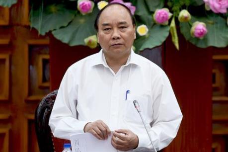 Thủ tướng: Xử lý nghiêm trường hợp chậm trễ giải ngân vốn đầu tư công