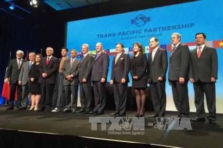Giới chức Mỹ nêu ý tưởng Anh tham gia TPP