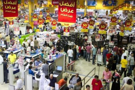 Ngành bán lẻ Saudi Arabia lên kế hoạch giảm bớt phụ thuộc vào dầu mỏ