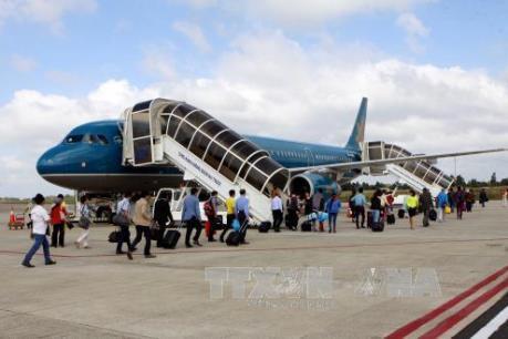 Vietnam Airlines điều chỉnh lịch bay đến Đài Loan - Trung Quốc do bão Nepartak