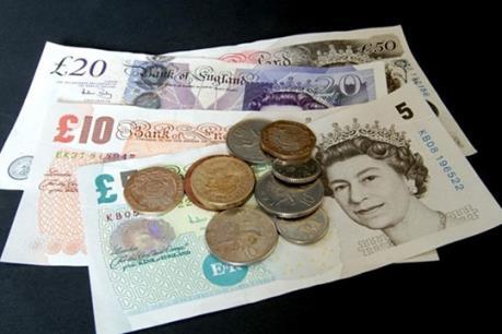 Anh hạ lãi suất xuống 0% có thể đẩy tỷ giá bảng Anh bằng với USD