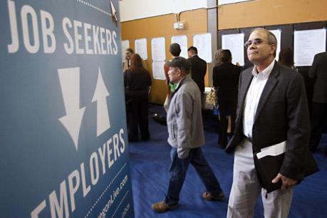 Thị trường việc làm Mỹ có những dấu hiệu khả quan