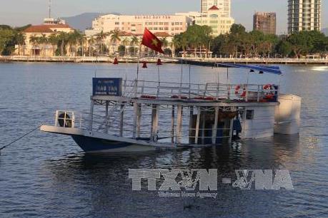Kiểm soát hoạt động thủy nội địa khu vực cảng sông Hàn