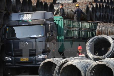 Mỹ Latinh giảm mạnh nhập khẩu thép từ Trung Quốc