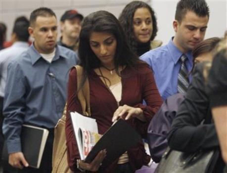 Thị trường lao động Mỹ bất ngờ khởi sắc