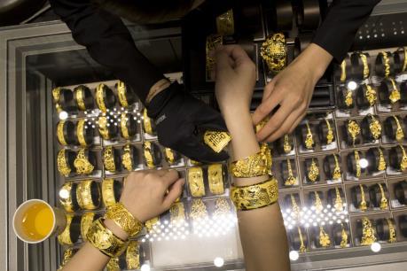 Giá vàng hôm nay 11/7 tăng mạnh sát ngưỡng 38 triệu đồng/lượng