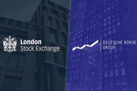 Deutsche Boerse và LSE vẫn thúc đẩy kế hoạch sáp nhập