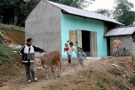 Cần trên 200 tỷ đồng hoàn thành hỗ trợ hộ nghèo miền Trung xây nhà tránh lụt bão