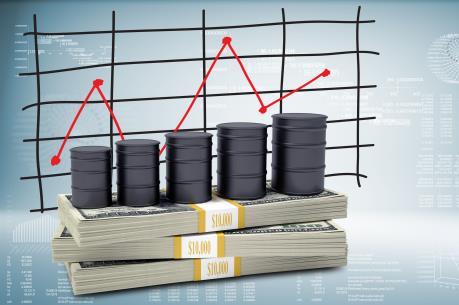 Giá dầu 11/7 giảm do số lượng giàn khoan ở Mỹ tăng