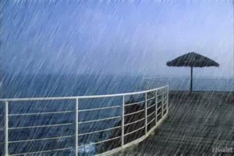 Dự báo thời tiết 12/7: Mưa rào và dông trên các vùng biển