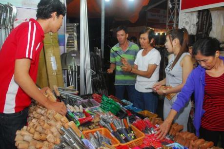 Hội chợ Công thương Đồng bằng Sông Cửu Long năm 2016