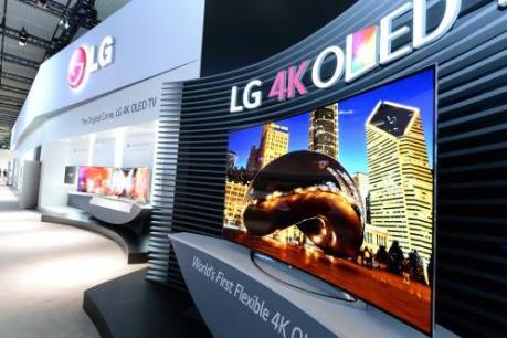 Lợi nhuận quý II/2016 của LG tăng cao