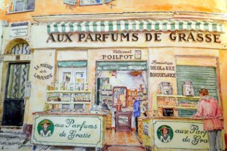 Điều gì đã khiến nước hoa ở Grasse trở nên đặc biệt?