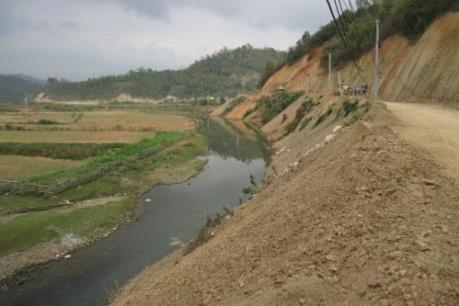 Vụ doanh nghiệp san gạt đất xuống sông Cầu:  Lãnh đạo tỉnh Bắc Kạn lên tiếng