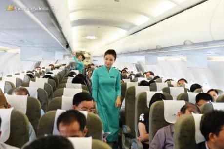 Tiện ích mới cho khách hàng của Vietnam Airlines khi làm thủ tục trực tuyến