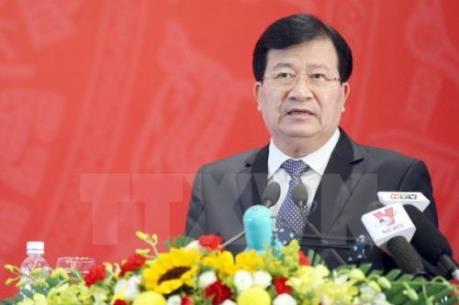 Phó Thủ tướng Trịnh Đình Dũng: Khẩn trương kiểm tra thông tin chôn rác thải của Formosa
