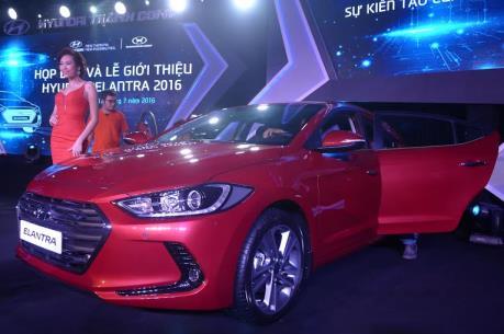 Hyundai Thành Công ra mắt Hyundai Elantra thế hệ mới