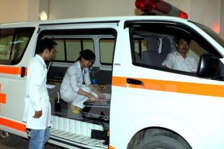 Hà Nội khẩn trương cấp cứu và điều trị cho các nạn nhân vụ ngạt khí
