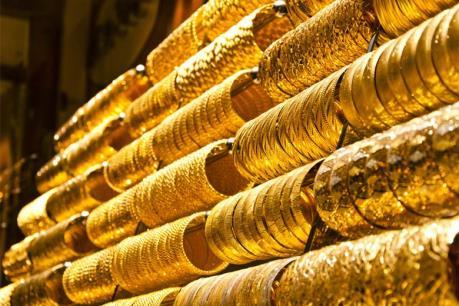 Giá vàng thế giới 12/7 chứng kiến phiên giảm mạnh nhất trong ba tuần