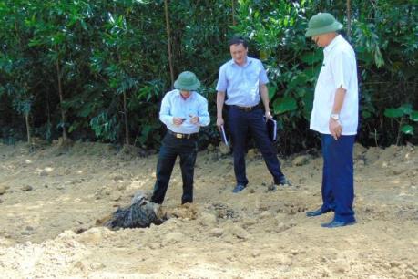 Công ty Formosa Hà Tĩnh đổ thải tại bãi rác Thiên Cầm: Chính quyền thừa nhận chủ quan