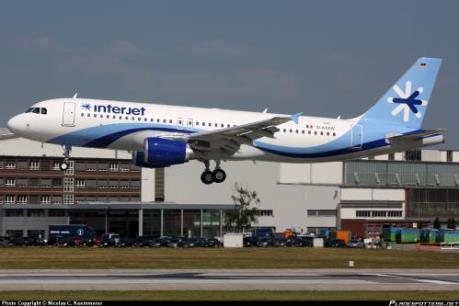 Hàng không Interjet khai thác đường bay mới tới Cuba