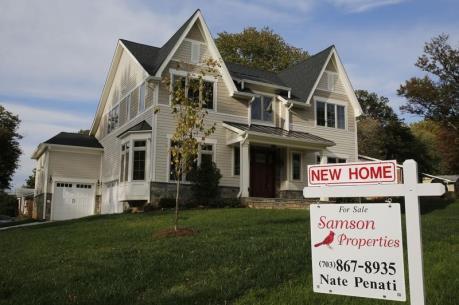 Nước Anh đón nhận tín hiệu tiêu cực từ thị trường nhà đất