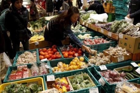 Nhật Bản hạ dự đoán tăng trưởng tài khóa 2016