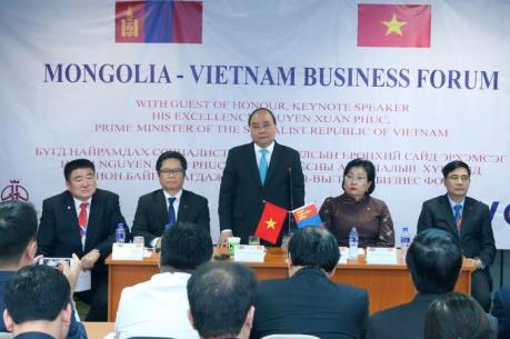 Giới doanh nghiệp muốn có đường bay thẳng giữa Việt Nam và Mông Cổ