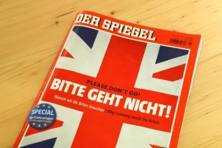 Brexit gây hại không nhỏ cho kinh tế Đức (Phần I)