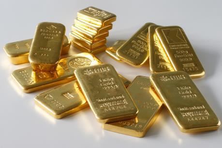 Giá vàng châu Á ngày 14/7 đi xuống khi chờ tin từ Ngân hàng trung ương Anh