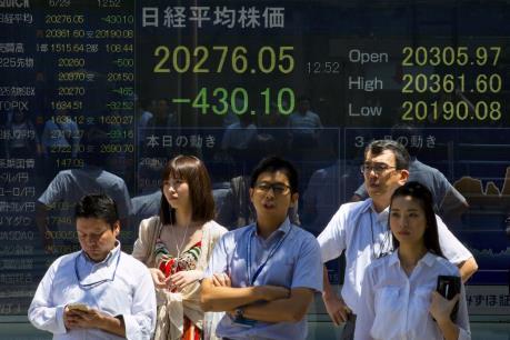 Chứng khoán châu Á ngày 14/7: Thị trường Nhật Bản dẫn đầu đà tăng điểm