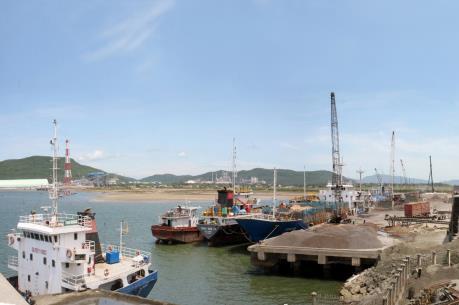 PVN đầu tư xây dựng các bến cảng tại Nghi Sơn